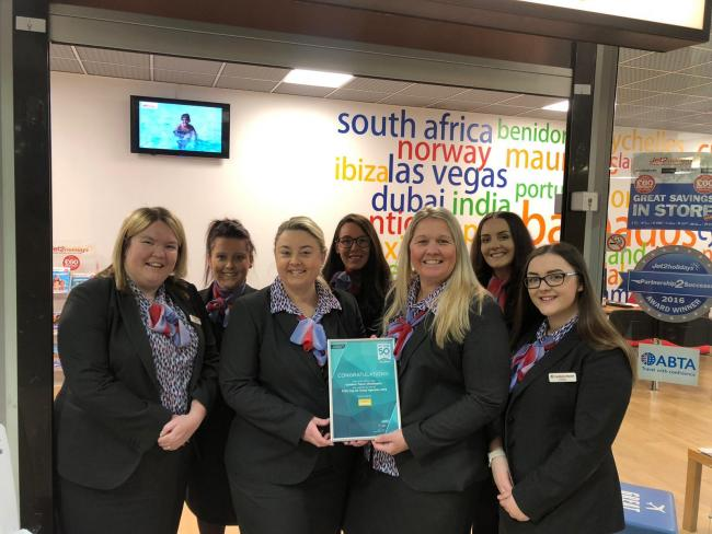 West Cumbrian Travel Agent named as one of the best in the nation
