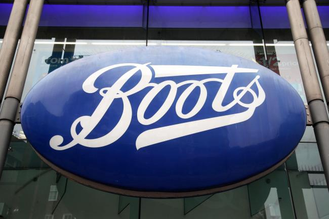 File photo dated 29/05/18 of a branch of Boots. The retailer has confirmed that a store closure programme will affect around 200 locations, primarily local pharmacies. PRESS ASSOCIATION Photo. Issue date: Friday June 28, 2019. The retail chain said its ow