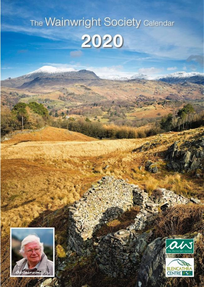 2020 Calendars For Sale Wainwright Society 2020 calendar now on sale | Whitehaven News
