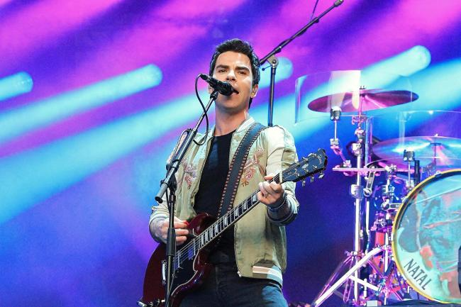 STEREOPHONICS: Kelly Jones Picture credit: Jeff Oram