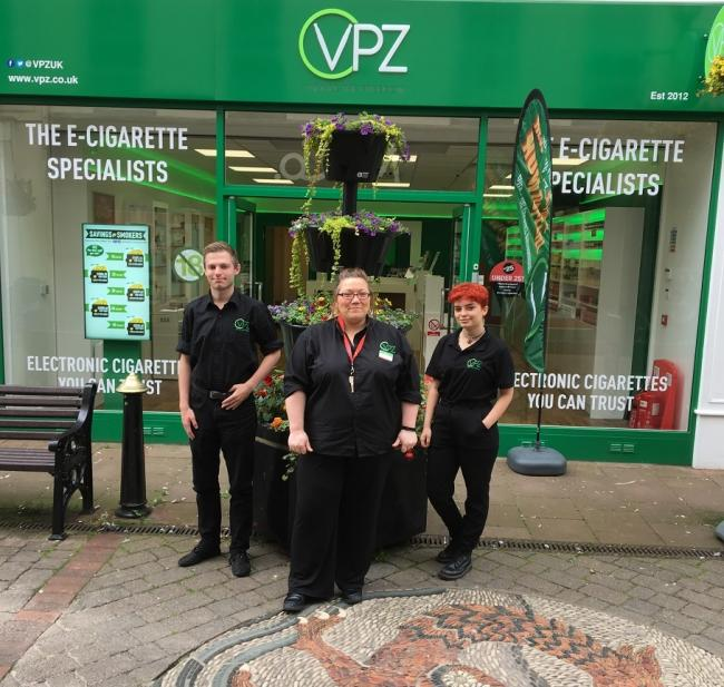 A new VPZ store has opened in Whitehaven.