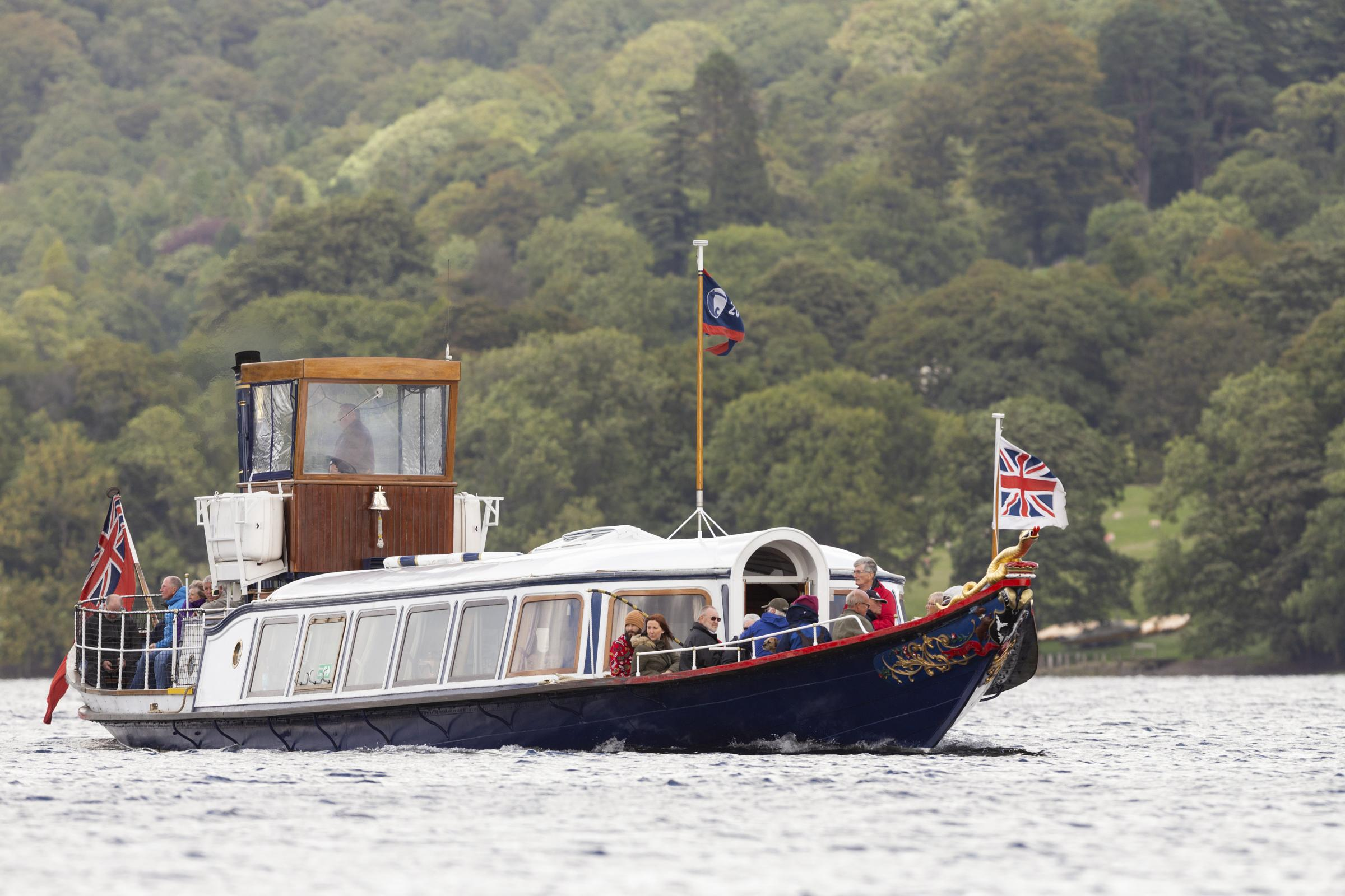Heritage Open Day - behind the scenes aboard Steam Yacht Gondola