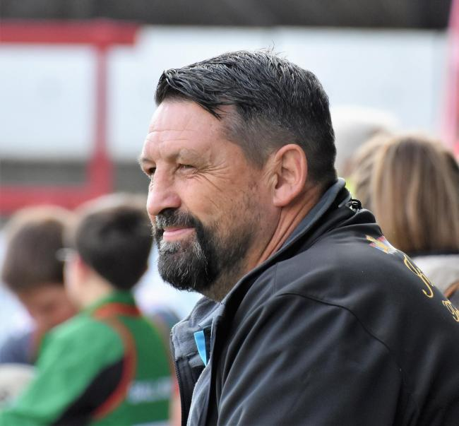 Whitehaven head coach Gary Charlton is ready for his side to make the Recreation Ground a fortress	 			Picture: Ben Challis