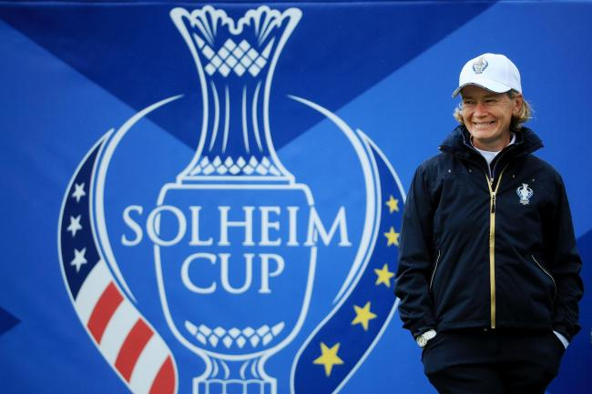 Europe captain Catriona Matthew in confident mood ahead of Solheim Cup showdown