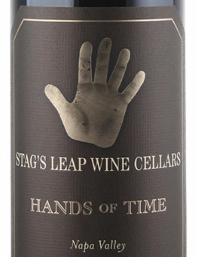 Hands of Time Stags Leap: 'I've tasted the finest wines in the world and despite the relatively low price, this stands up against them all. It's a mainly Cabernet-dominated kitchen sink blend with the creamiest palate of red fruits this