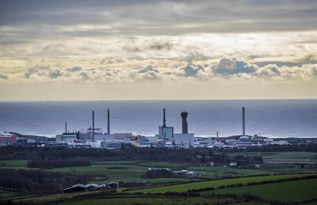 Steam reinstated at Sellafield following safe shutdown