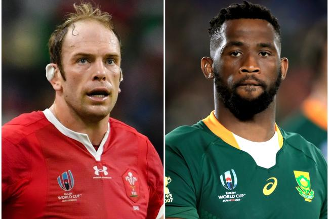 Wales face South Africa in the World Cup semi-finals