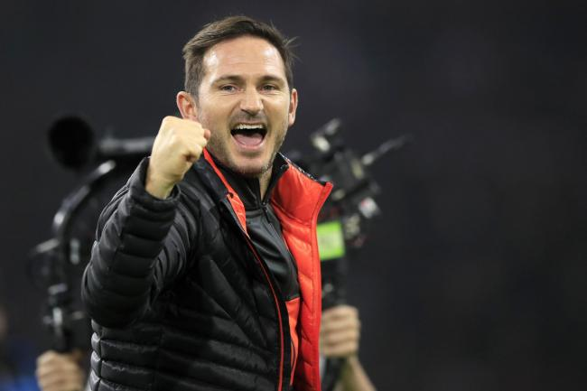 Frank Lampard was delighted with every aspect of Chelsea's performance