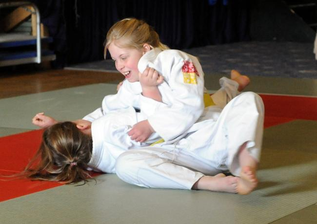 The judo club has taught generations of people over the decades. Picture: John Story