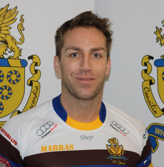 JASON MOSSOP: New contract