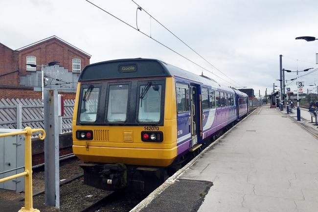 Northern had pledged to replace all Pacer trains by the end of this year