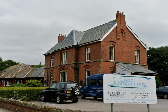 Planning application: Good Companions Care Home in Silloth has submitted plans for a three-storey extension