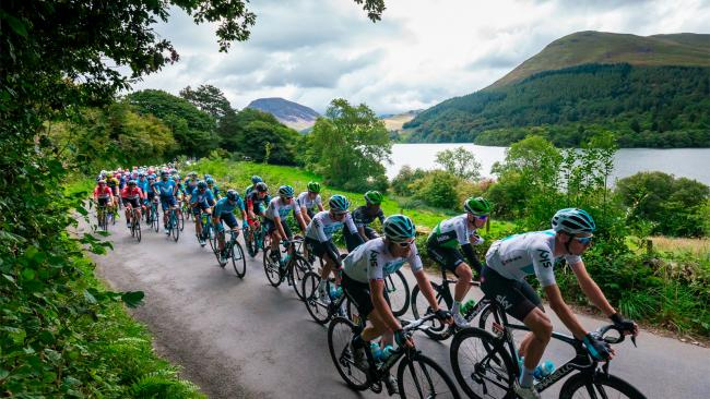 tour of cumbria tour of britain returns to cumbria