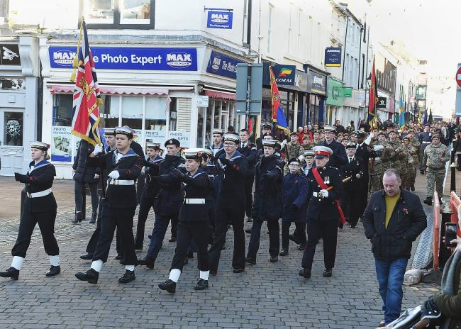 Whitehaven Sea Cadets are looking for a new home