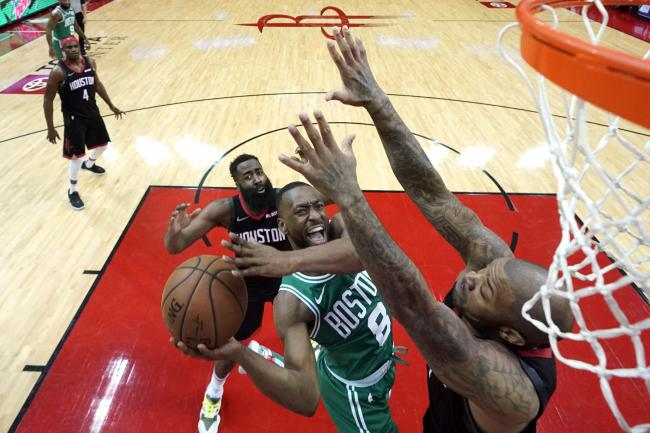 Celtics Rockets NBA
