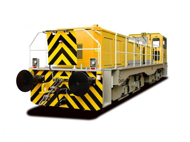 Hybrid locomotives to be used on Sellafield site in West Cumbria