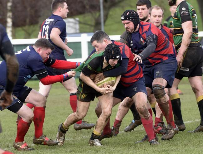St Benedict's were 15 points clear in Cumbria Division One