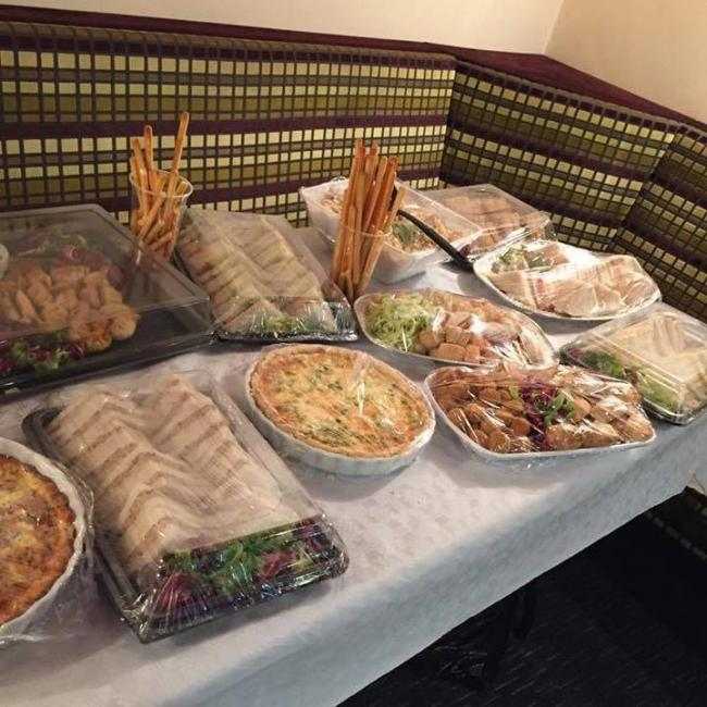 West Coast Catering is offering a delivery service to see people through isolation         Picture: West Coast Catering