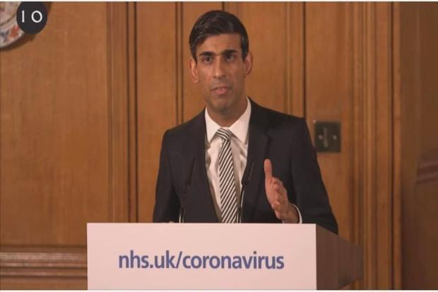Chancellor of the Exchequer Rishi Sunak announced the Local Authority Discretionary Grants Fund