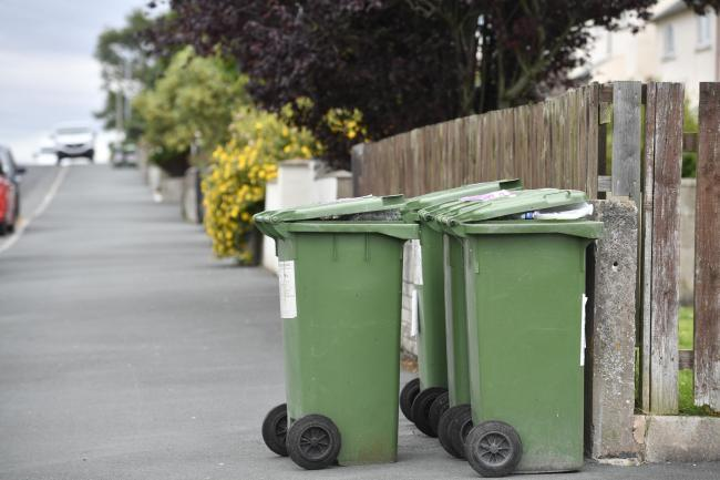 Some recycling collections in Copeland were missed yesterday but will be completed today