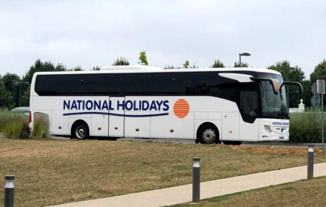 National Holidays goes into administration