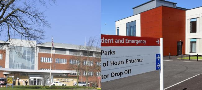 Overcoming shortages: The Cumberland Infirmary in Carlisle and the West Cumberland Hospital in Whitehaven