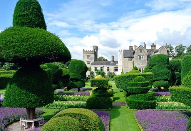 RE-OPEN: Levens Hall & Gardens has re-opened as lockdown eases