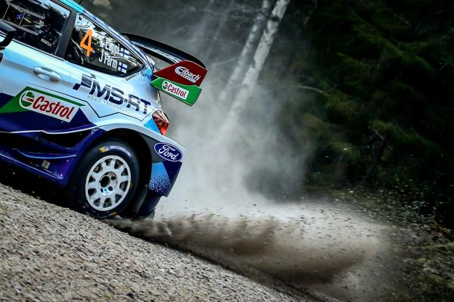 Rallying is heading back to Greystoke Forest. PIcture: M-Sport
