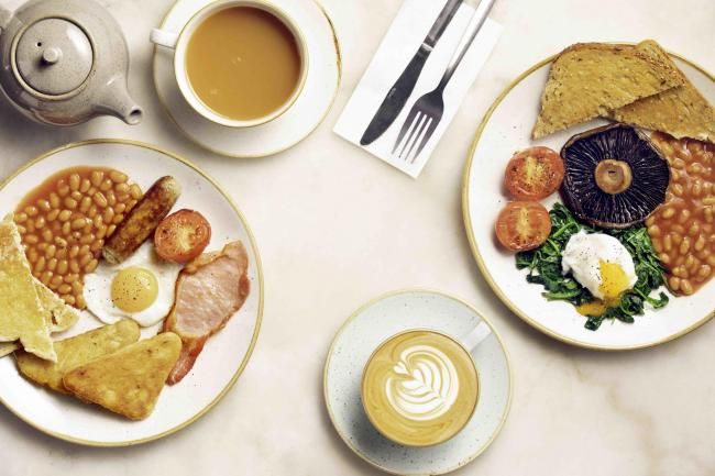 Tesco Cafes is offering discounts in four Cumbrian stores to help the public 'eat out to help out' Picture: Jason Bailey Studio