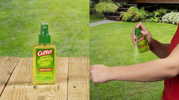 Whitehaven News: Ditch the horrible smelling insect repellents for one that's fragrant and offers up to six hours of protection. Credit: Cutter
