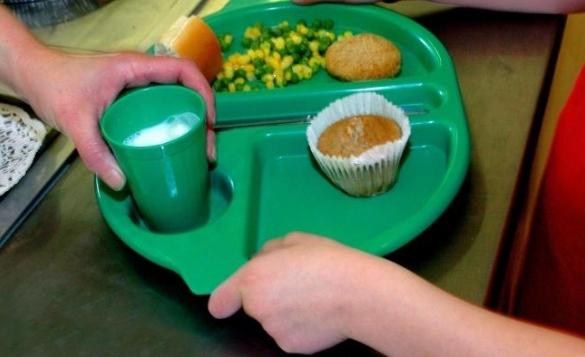 The number of children claiming free school meals has increased since the pandemic began. Image: Chris Radburn/PA Wire