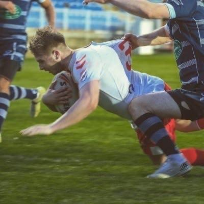 New Whitehaven RL signing Sean Croston was persuaded to join the club by the side's style of play after speaking to head coach Gary Charlton