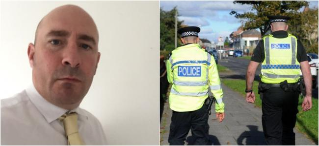 Support: Cumbria Police Federation say our officers need support