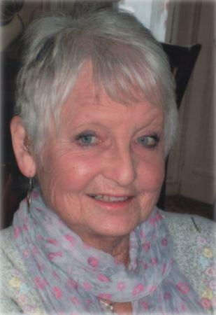 Elizabeth Simpson, from Whitehaven, who died last month aged 82