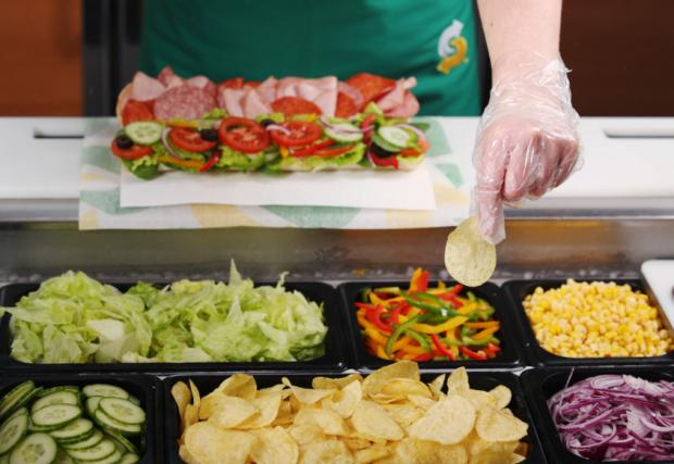 Whitehaven News: The sandwich chain has made the change at every UK store. (Subway)