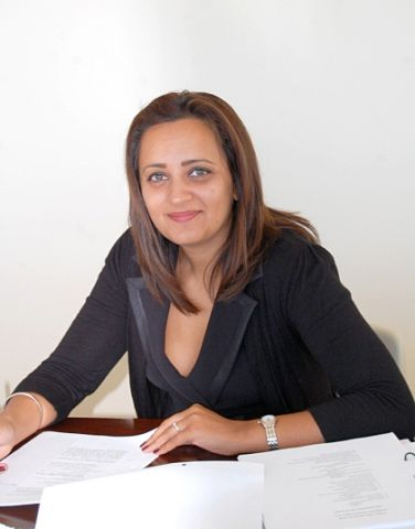 Ms Kally Cheema, new senior coroner for Cumbria