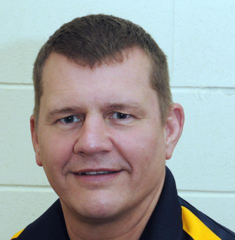 St Benedict's Rugby Union coach Ian McQuire