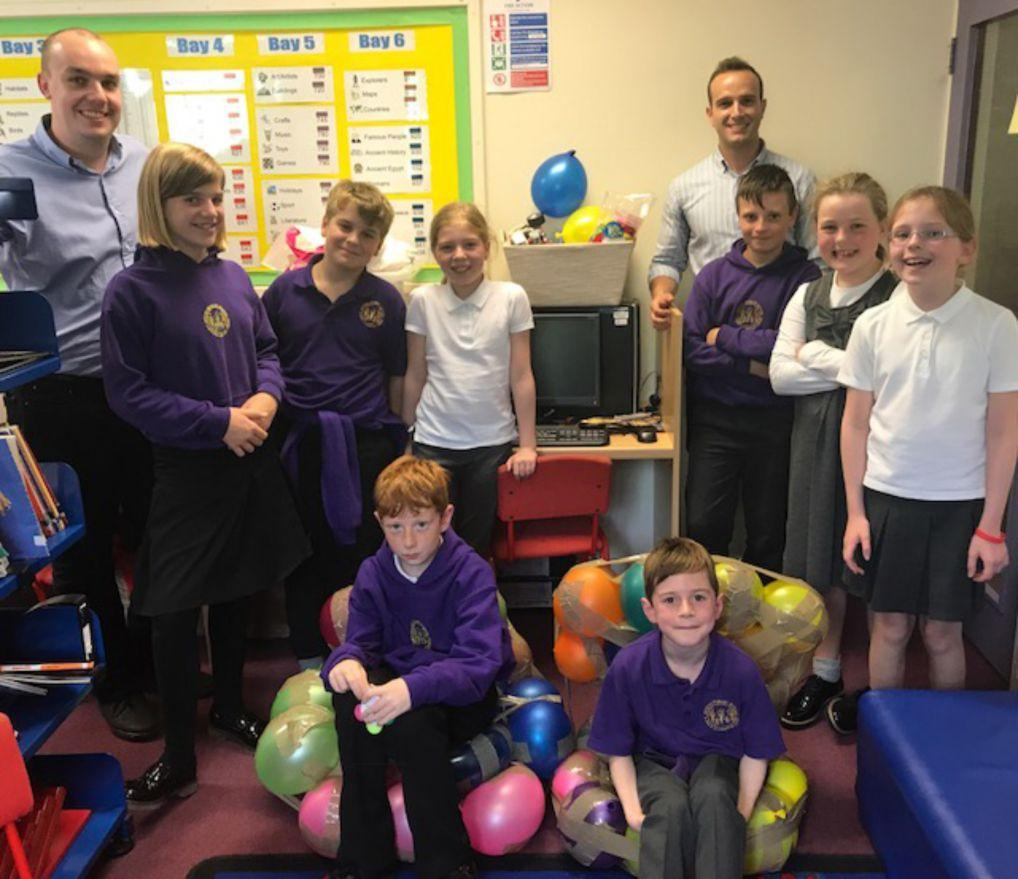 Jericho School To Compete In Lego League Whitehaven News