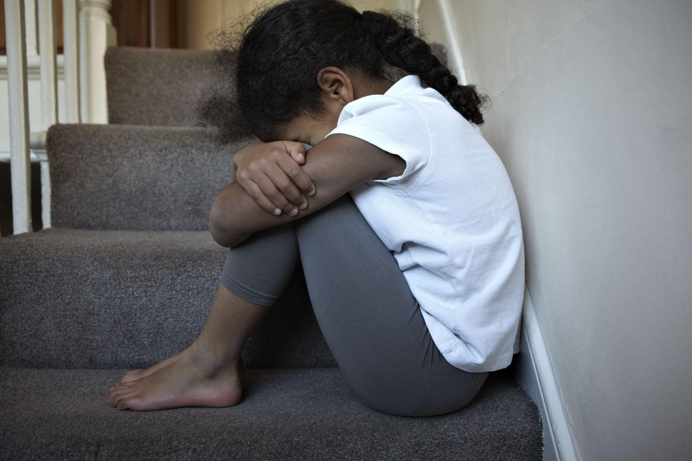 REPORTS RISE: Nationally there were 16,939 child cruelty and neglect offences recorded in 2017/18, up from 7,965 in 2012/13  Jon Challicom/NSPCC/PA