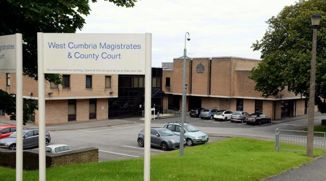 West Cumbria magistrates court