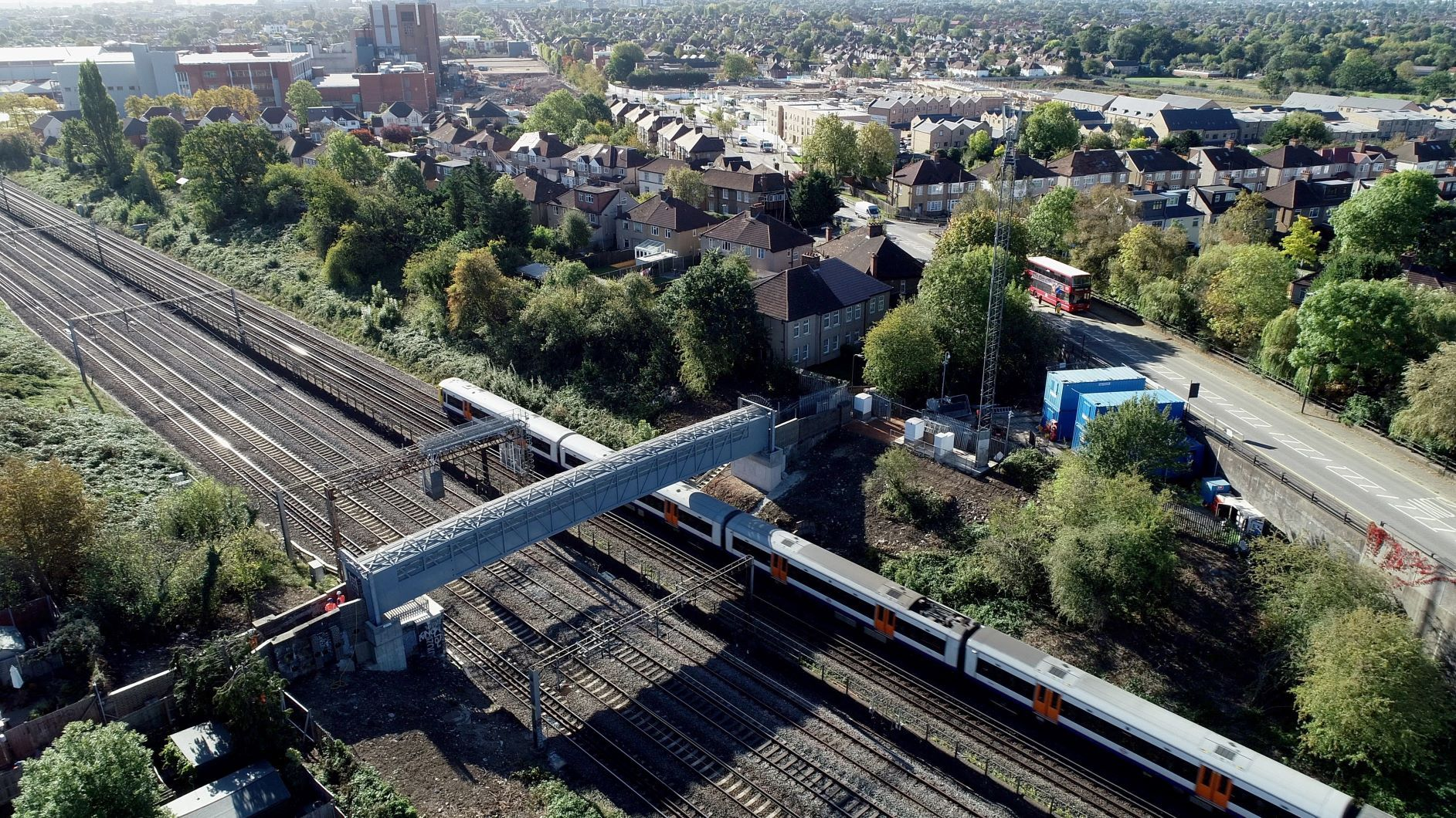 NETWORK RAIL: Story Contracting has won a £38m contract