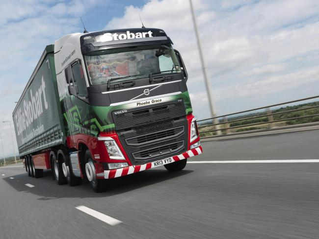 Eddie Stobart is considering a proposal by DBAY Advisors