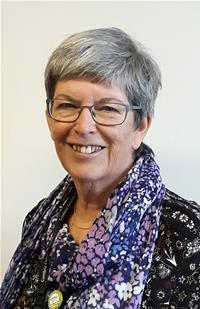 Cllr Patricia Bell, The Cabinet Member For Health And Care At Cumbria County Council