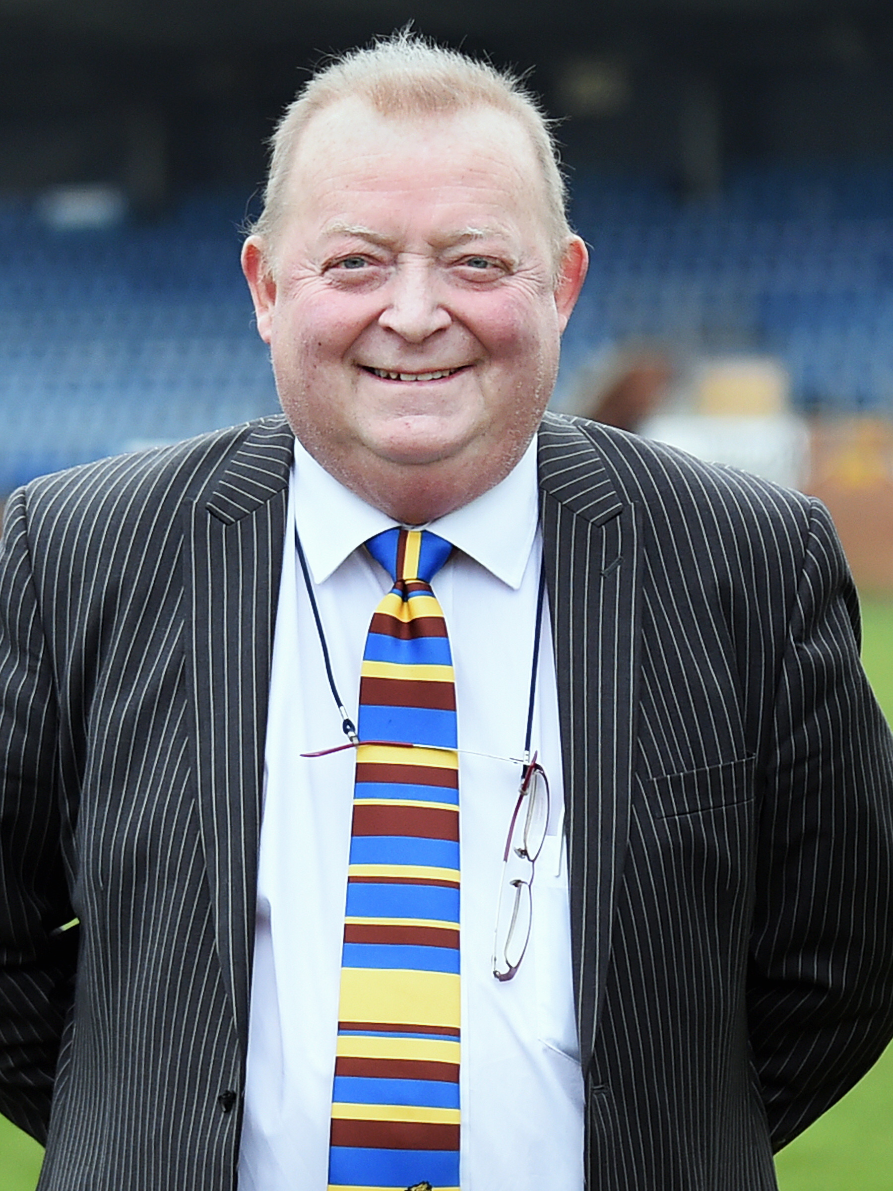 BIG PLANS: Whitehaven RL chairman Tom Todd is to update fans