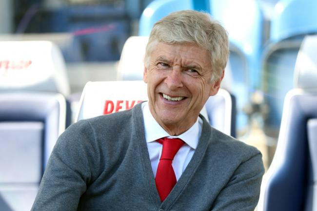 Former Arsenal manager Arsene Wenger is not yet ready to return to football