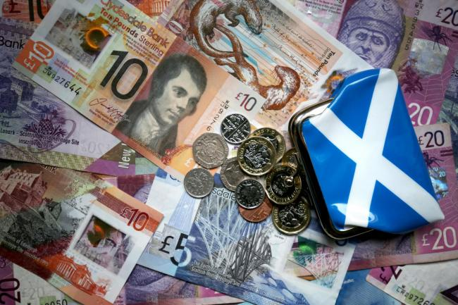 Scotland faces £200m budget cut as income tax generates £941m less
