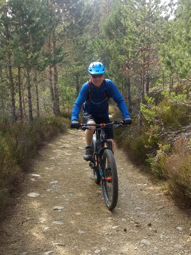 Richard Ingham of Cumwhinton has pledged to give Cumbria its first ever bicycle mayor. A position that will help to promote the use of bicycles instead of cars for short journeys. Picture: Richard Ingham